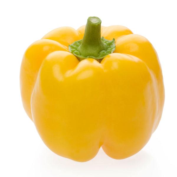 distribucion pimiento amarillo frutas ramirez